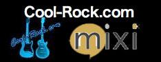 Cool-Rock.com mixi ページ
